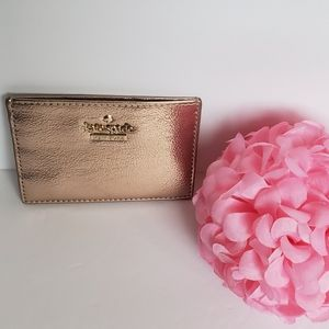🌸Rose Gold🌸 New without Tags Cardholder